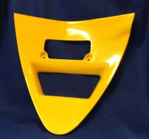 Ducati 748 916 996 Belly Pan V Piece in Yellow