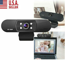 Hd 1080P Usb Webcam Video Camera Web Cam With Mic For Computer Pc Laptop Desktop