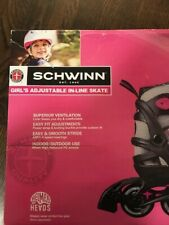 Schwinn Youth Adjustable Roller Blades Skate: Adjustable Size 1-4 -.