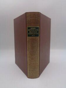Roger Martin du Gard : Oeuvres complètes Tome II   La Pléiade 1966