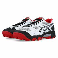 Asics Junior GEL-Blackheath 4 GS Hockey Shoes Pitch Field White Sports