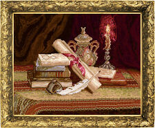 """Counted Cross Stitch Kit MAKE YOUR OWN HANDS - """"Night Poem"""""""