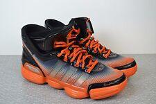 2010 ADIDAS TS Heat Check HALLOWEEN Basketball Shoes Size 13