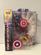 Marvel Select What If? Captain America Figure BNIB