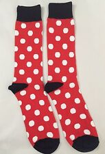 1 Pair Red Solo Cup Theme Socks Them Size 10-13 | eBay