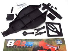 Team Associated B4.2 Composite Chassis Parts Set + Manual; 9560 ~ B4 B4.1