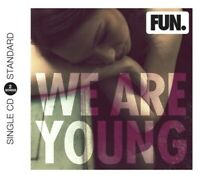 FUN. - WE ARE YOUNG (FEAT. MONAE,JANELLE) (2TRACK)  CD SINGLE NEW!