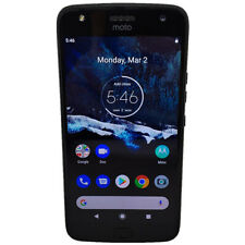 Motorola Moto X4 Xt1900-1 Android One 32Gb Black Gsm Factory Unlocked Smartphone