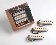 Fender Original 57/62 Stratocaster-Pickup Set-White