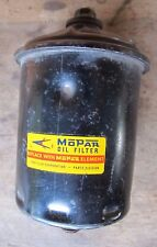 NOS 1956 PLYMOUTH 1957-58 CHRYSLER MICRONIC OIL FILTER Housing