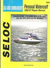 1992-1997  Sea-Doo / Bombardier Personal Watercraft Seloc Repair Manual 0432