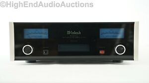 McIntosh MA5200 Integrated Amplifier - USB DAC - MM Phono Stage - 100 Watts/CH