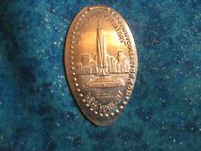 One World Observatory New York City Ny Elongated Penny Pressed Smashed 14
