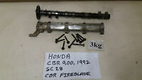 HONDA CBR 900 FIREBLADE SC28 STREET FIGHTER ENGINE REAR CAMSHAFT & COVER