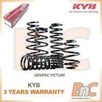 KYB HEAVY DUTY REAR COIL SPRING FOR SKODA OCTAVIA COMBI 1Z5 SUPERB ESTATE 3T5