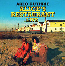 Arlo Guthrie - Alice's Restaurant Live [New CD]