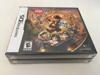 LEGO Indiana Jones 2: The Adventure Continues (Nintendo DS, 2009) NEW