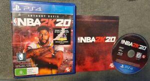 NBA 2K20  Sony PS4Playstation 4 Free Postage 🎮 🏀