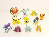 Tomy CGTSJ Pokemon Figure Bundle - Nidoking, Rhydon, Suicune, Lugia & More