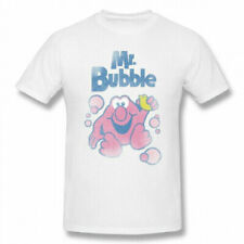 Men's Mr Bubble Logo Short Sleeve T Shirt