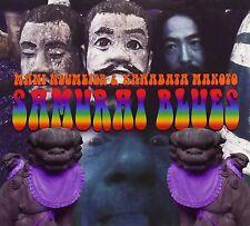 MANI/MAKOTO,KAWABATA NEUMEIER - SAMURAI BLUES  CD NEU