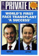 PRIVATE EYE 1147 - 9 - 22 Dec 2005 - Tony Blair David Cameron - WORLD'S FIRST