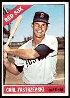 1966 Topps Carl Yastrzemski Boston Red Sox #70