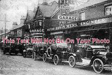 DO 232 - Motor Engineers, Boscombe, Bournemouth, Dorset c1911 - 6x4 Photo