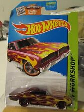 Hot Wheels '74 Brazilian Dodge Charger HW Workshop