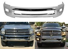 Replacement Chrome Front Bumper For 2011-2017 Dodge Ram 2500 New Free Shipping
