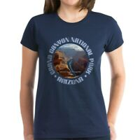 CafePress Grand Canyon NP T Shirt Women's Cotton T-Shirt (2026299772)