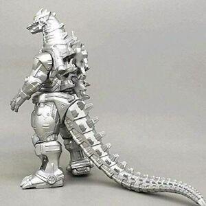7inch Silver Godzilla King Of The Monsters Mechagodzilla 2018 Figure Toys Model