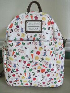 Disney Loungefly Ratatouille Mini Backpack Pixar NWT