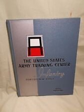 UNITED STATES ARMY TRAINING CENTER INFANTRY FORT DIX NJ Yearbook 1959 Infantry