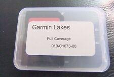 Garmin Lakes Map MicroSD Card - Full coverage ****
