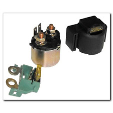 Starter Relay (solenoid) For 2009 Yamaha YZF-R6S Street Motorcycle K&L 21-2965