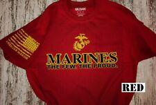 Marine Corps the few the proud T Shirt USMC United States Marines