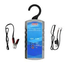 Coleman 12V 1.5 Amp Smart Battery Charger With Reconditioning Function 60132