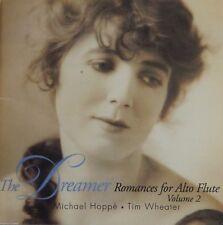 The Dreamer - Romances for Alto Flute Vol 2 / Michael Hoppe, Tim Wheater 1997