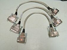 (Lot Of 5)Genuine Cisco Cab-Stack-50Cm 50cm Stackwise Stacking Cables 72-2632-01