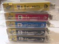 5xXL Druckerpatronen kompatibel für Epson Expression HomeXP245 XP342 XP442 XP235