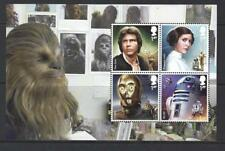 GREAT BRITAIN 2017 STARWARS PRESTIGE BOOKLET PANE 2 UNMOUNTED MINT,MNH