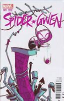 Spider-Gwen #1 Cover F Variant 2015 Marvel Comics Skottie Young Baby Cover