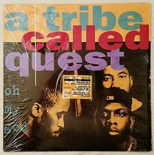 1994 - A TRIBE CALLED QUEST - OH MY GOD / LYRICS TO GO - JIVE OG BUSTA RHYMES