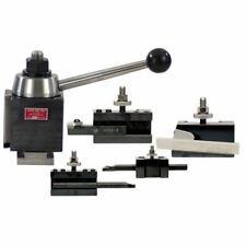 Aloris 2 Bs 5 Pc Bxa Starter Set Tool Post Amp Lathe Holders Cnc Usa