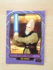 2013 Star Wars Galactic Files 2 # 427 Ki-Adi-Mundi Topps Cards
