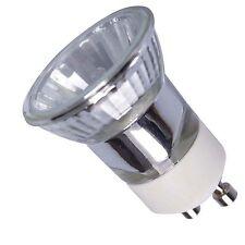 3 MINI GU10 35mm 35w HALOGEN DIMMABLE SPOT LIGHT BULBS LAMPS SMALL GLOBES 2 PIN