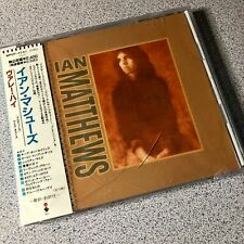Ian Matthews Valley Hi CD Japanese Import w/ OBI New & Sealed Michael Nesmith