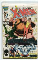 Uncanny X-men 206 NM (1963) Marvel Comics Xmen1