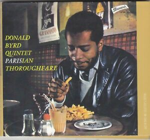 DONALD BYRD QUINTET - parisian thoroughfare CD